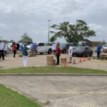 Groceries and pet food distributed in Lake Charles